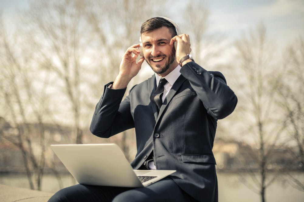 How music can improve work performance