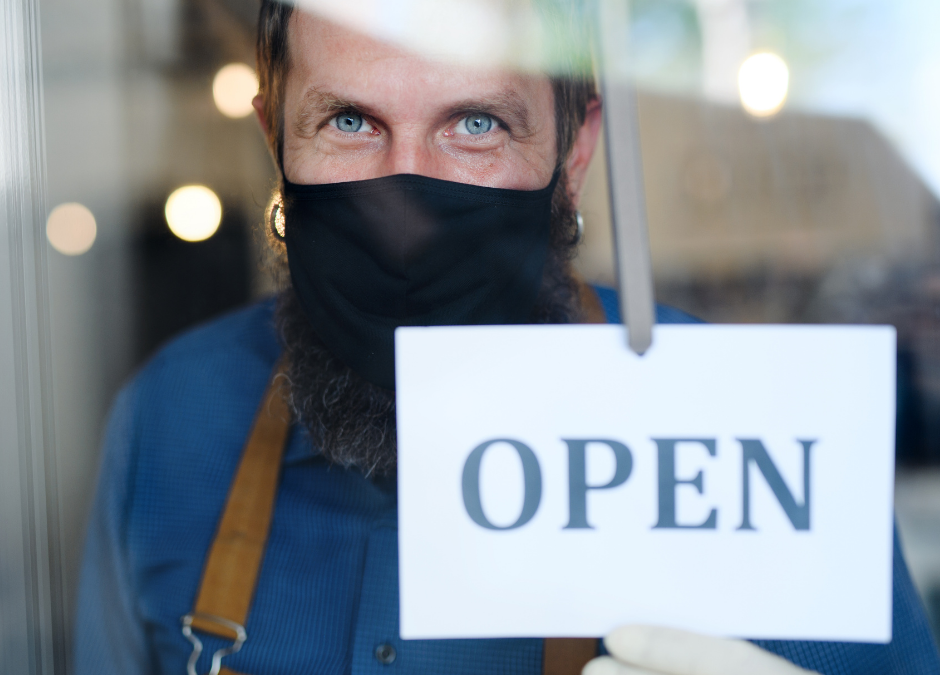 Scale your business by taking advantage of the post-lockdown boom