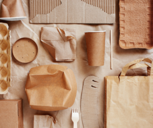 Recyclable packaging as a sustainable business idea